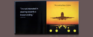 Essex Publishing Group - The Leading Edge of Safety: The Story of Safe Flight Instrument Corporation